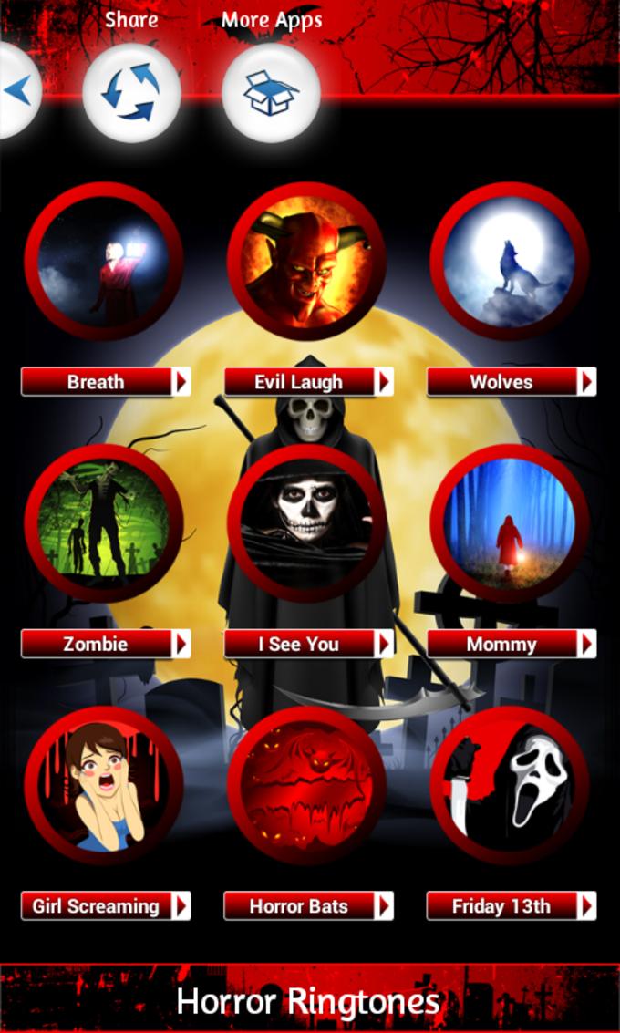 Horror Ringtones