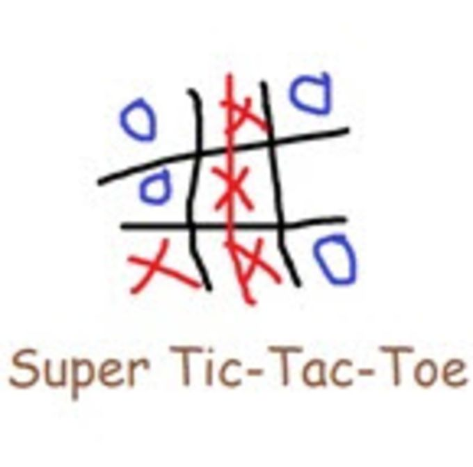 Super Tic-Tac-Toe