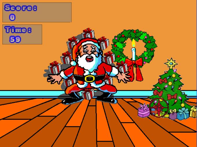 Santa Shooter