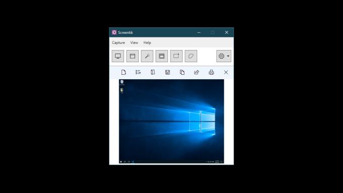 Screentik - Screenshot Tool