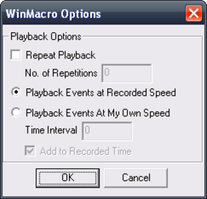 WinMacro