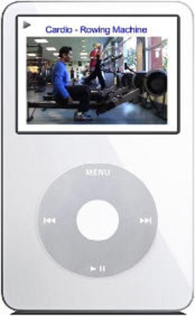 iWorkout for iPod