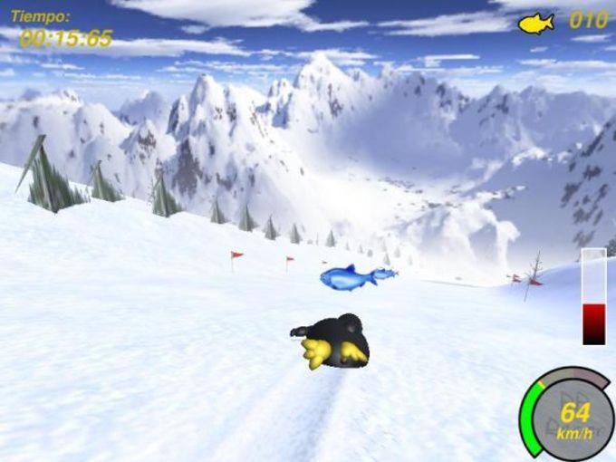 PlanetPenguin Racer