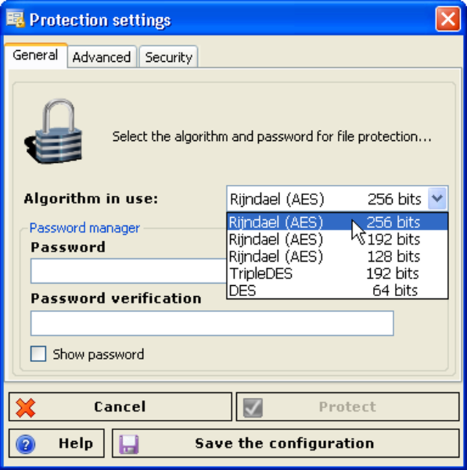 Androsa FileProtector Portable
