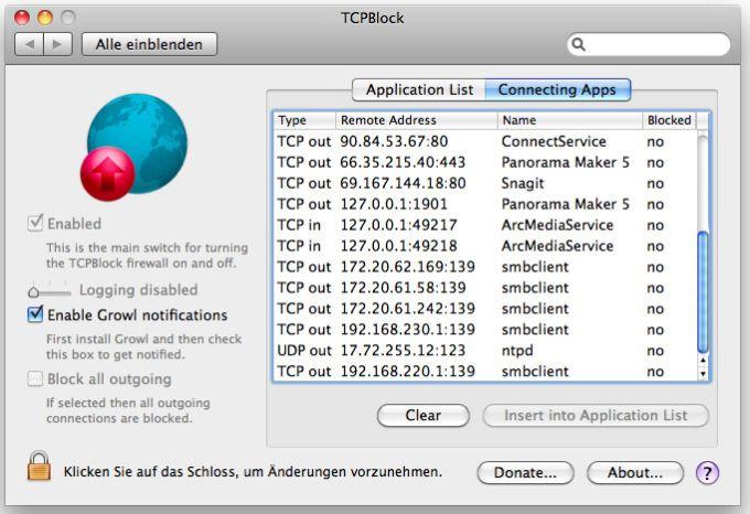 TCPBlock
