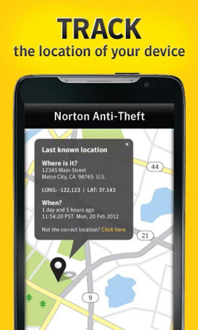 Norton Anti-Theft