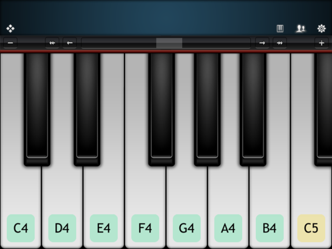 Virtuoso Piano Free 3