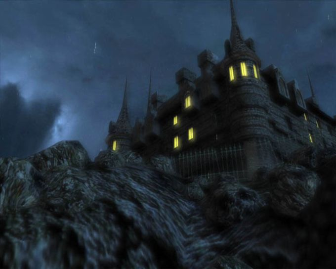 Free 3D Castle Screensaver