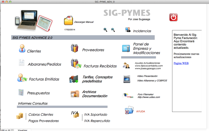 Sig Pyme Advance