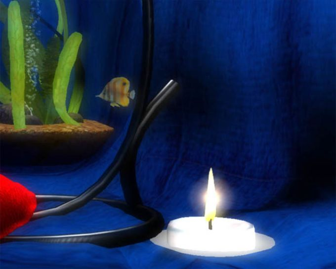 Dream Aquarium 3D Screensaver