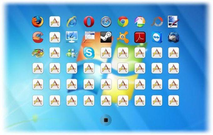 iPad Launcher