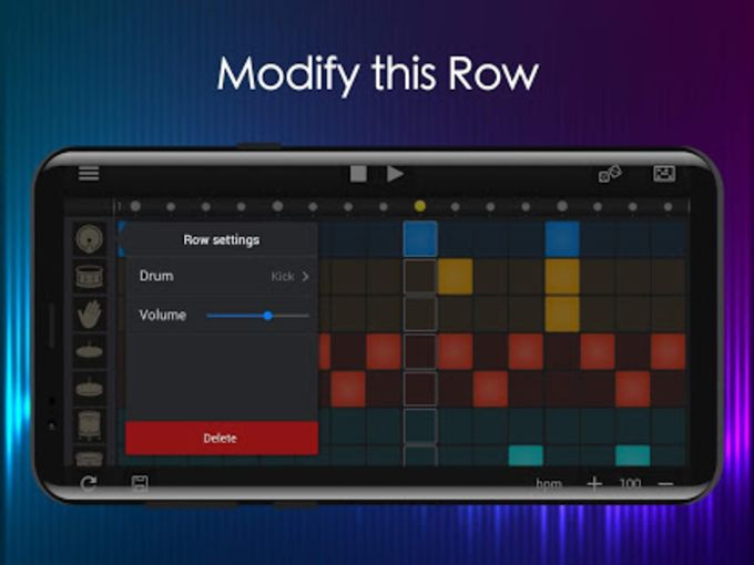 easy drum machine beat machine drum maker screenshot - Extend WhatsApp Status Time from 30 Seconds to as Long as 7 Minutes