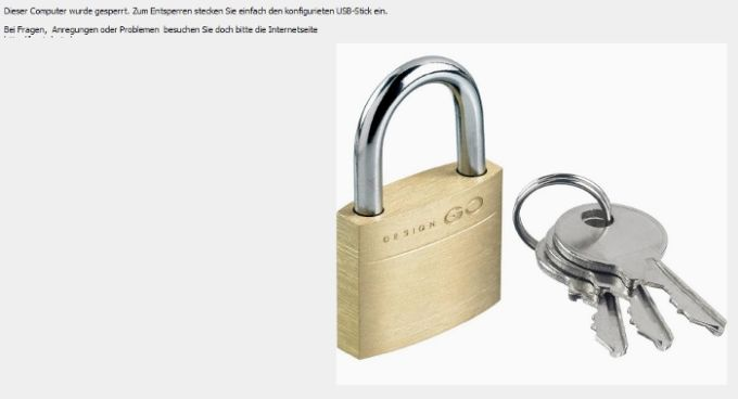 USB-Lock