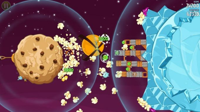 Angry Birds Space pour Windows 10