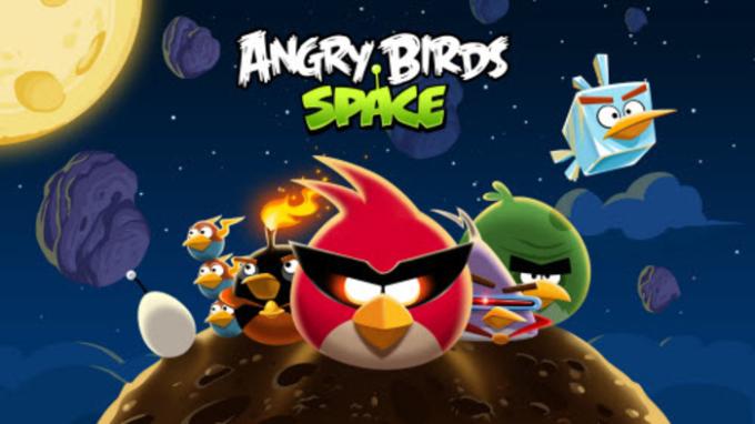 Angry Birds Space para Windows 10