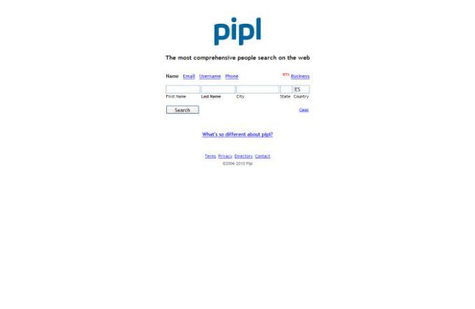 Pipl.com