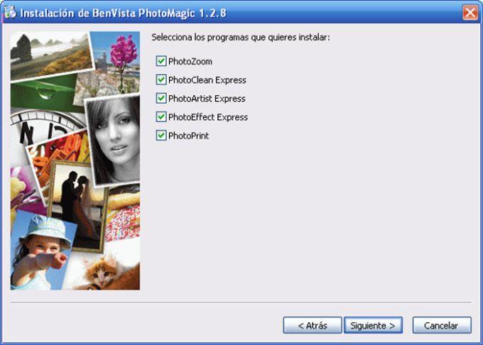 BenVista PhotoMagic