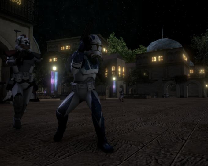 Star Wars Battlefront II - BATTLEFRONT-1035 Mod