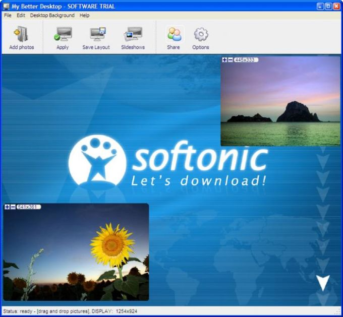 My Better Desktop