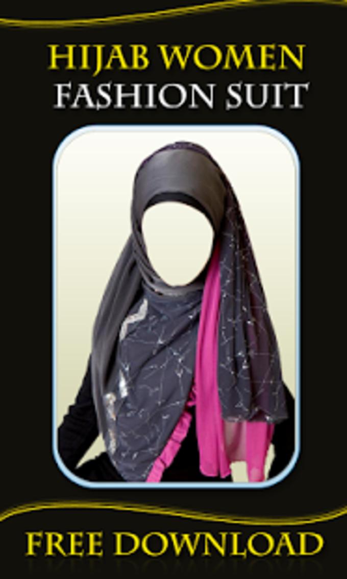 Hijab Women Fashion Suit