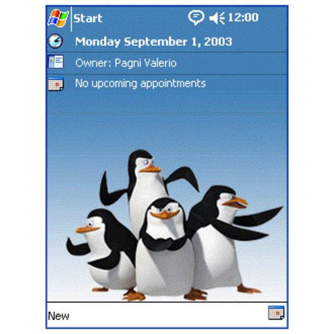 Madagascar Penguins Theme