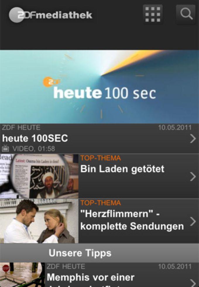 ZDF-App