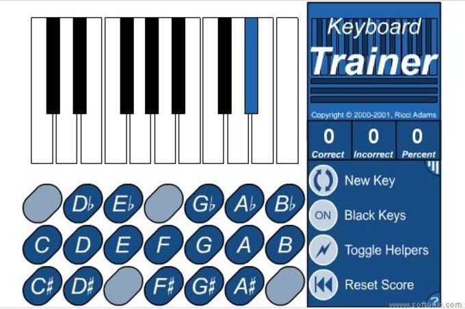 Music Trainers & Utilities