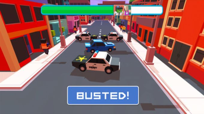 High Speed Police Chase!