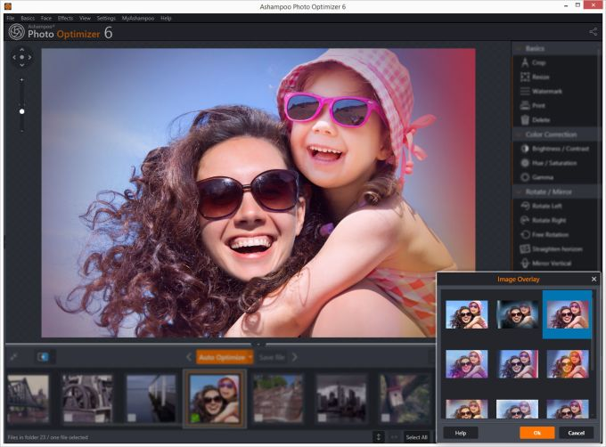 Ashampoo Photo Optimizer 6