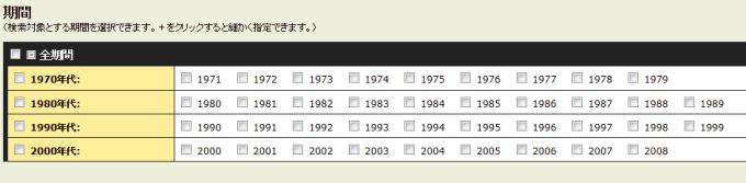 現代日本語書き言葉均衡コーパス「少納言」