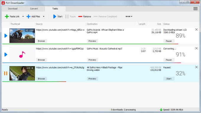 FLV Downloader