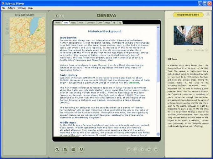 Schmap Geneva Guide