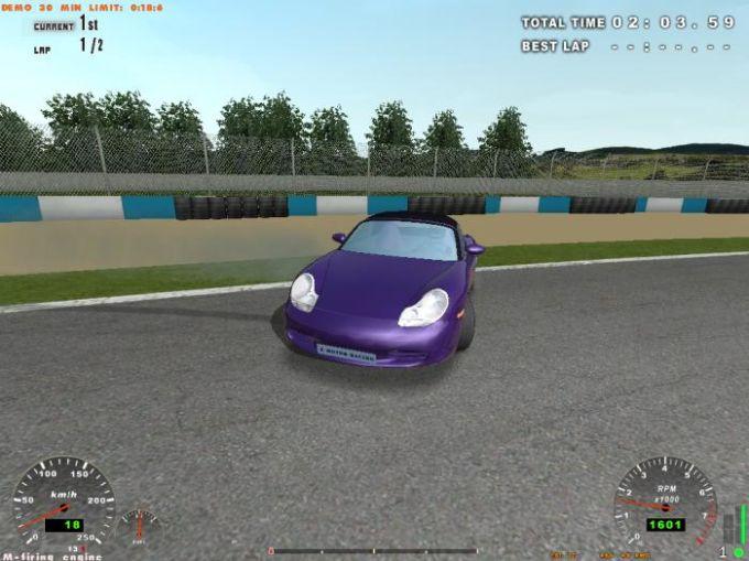 X Motor Racing