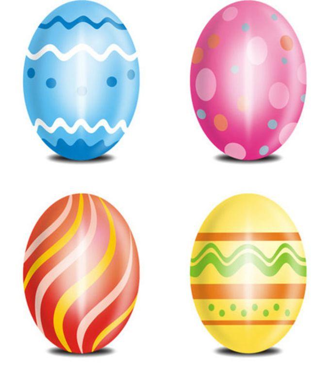 Colección de iconos de Pascua