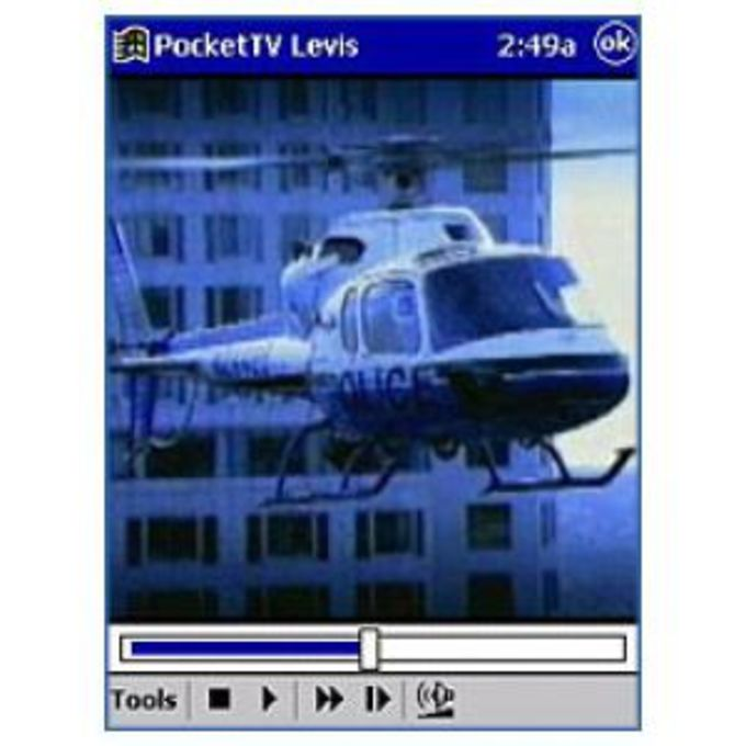 PocketTV Enterprise Edition - MPEG Movie Player