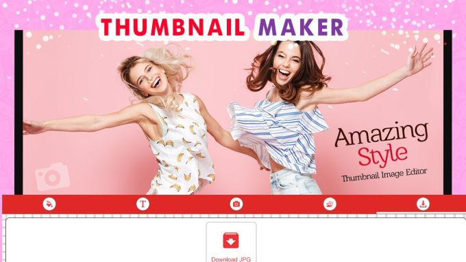 Thumbnail Maker & Banner Maker