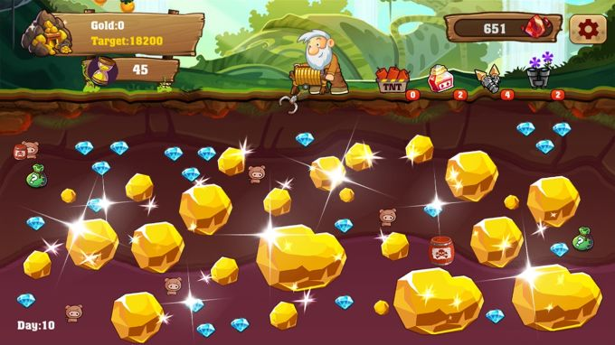 Gold Miner Tycoon - Download