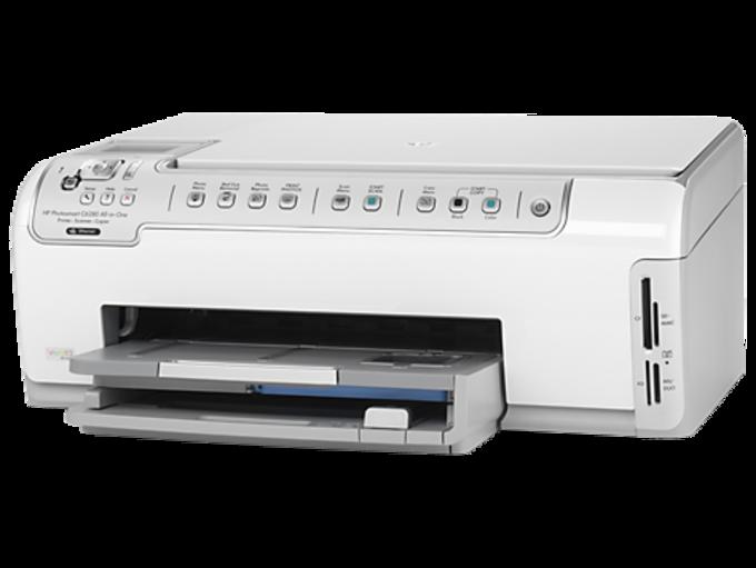 HP Photosmart C6280 Printer drivers