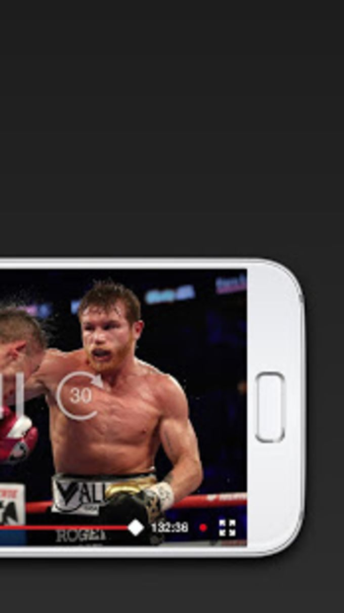 DAZN Live Fight Sports: Boxing MMA  More