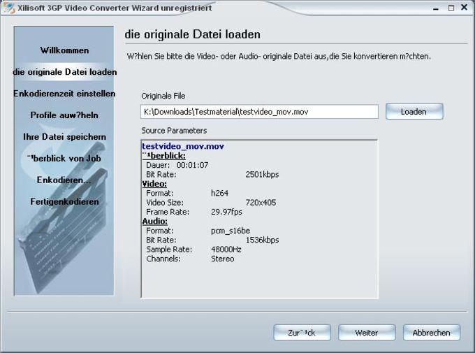 Xilisoft 3GP Video Converter