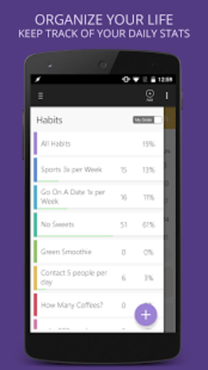 HabitBull  Habit Tracker