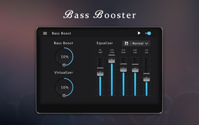 Bass Booster  Equalizer