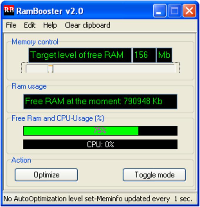 RamBooster