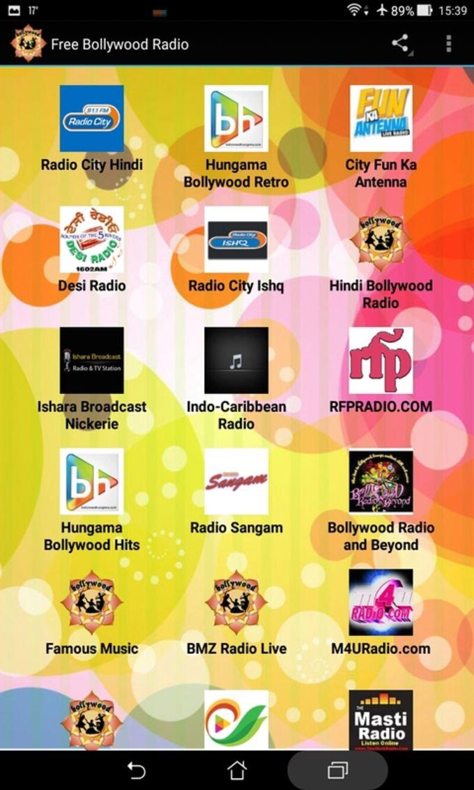 Free Bollywood Radio