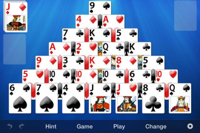 BVS Solitaire Collection - play Spider, Freecell, Pyramid, Klondike and other patience variations