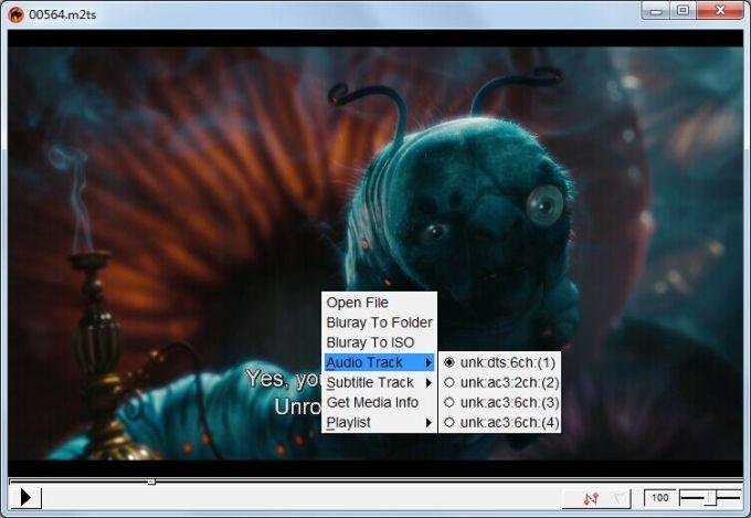 BDBOOM Bluray Player(Win/Mac)