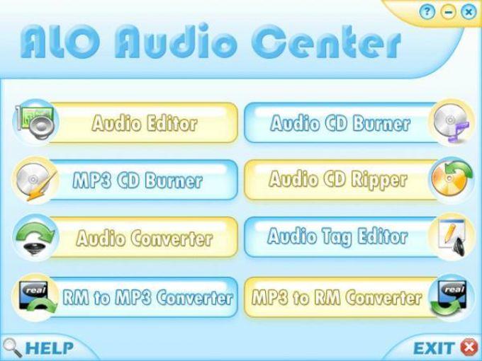 ALO Audio Center