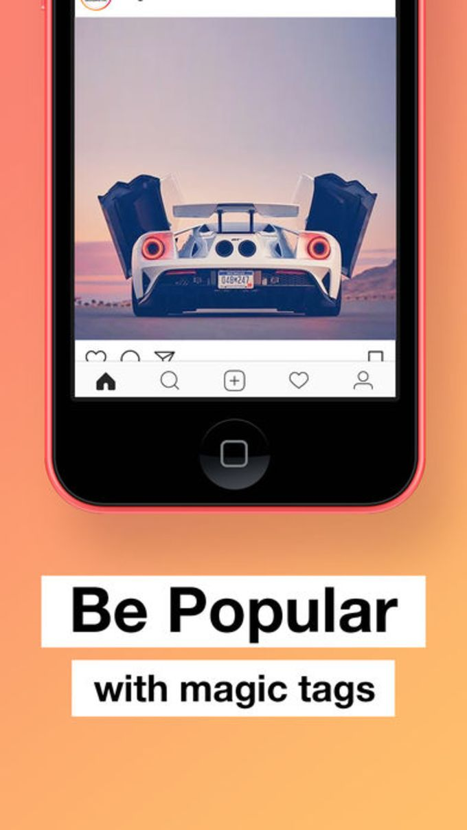Hashtag - 1000+ tags to be popular for Instagram