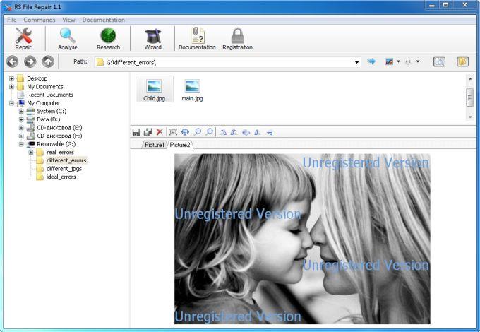 RS File Repair