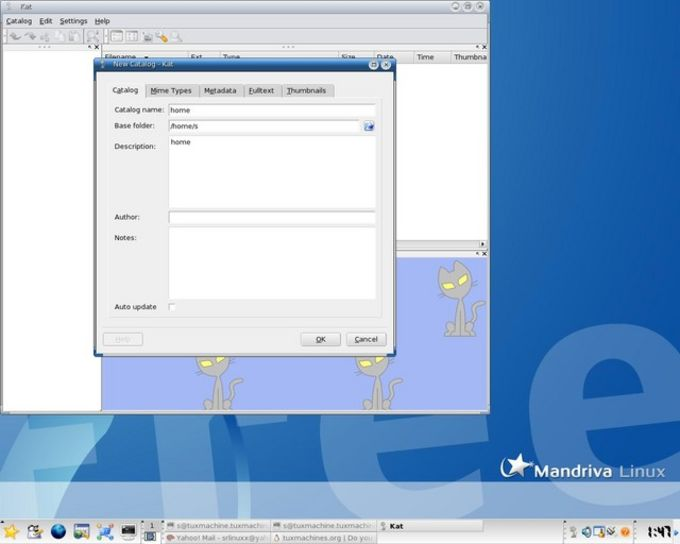 Kat Desktop Search Engine